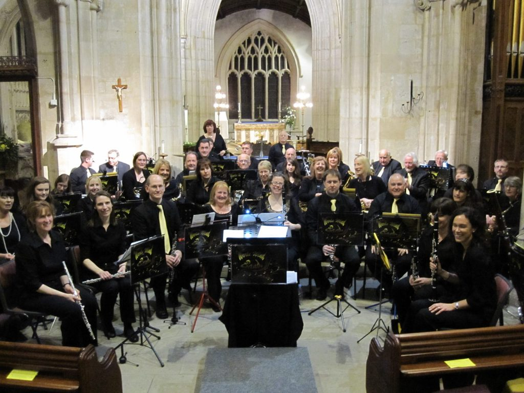 WorleWind Band at St Mary's